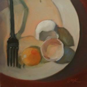 Artist Carolyn McDonald