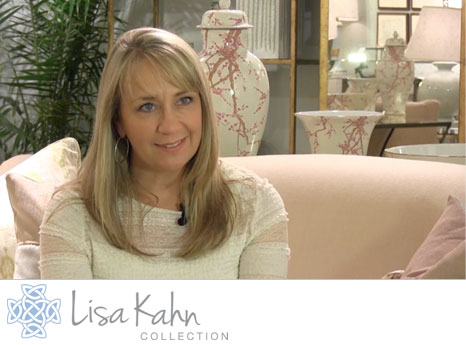 Lisa Kahn, luxury designer
